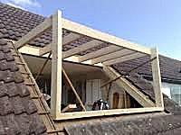 traditioneel dakkapel